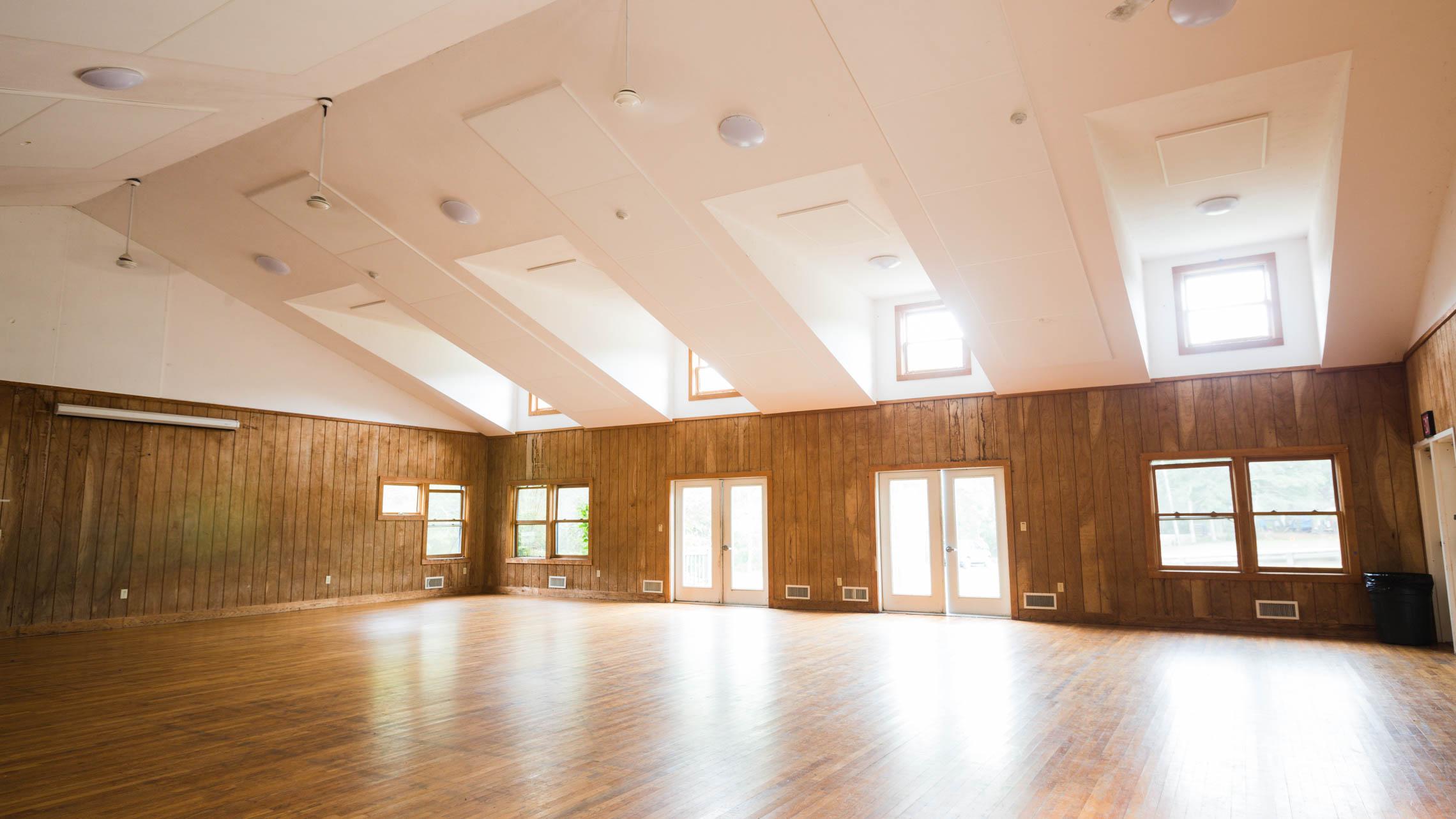 Indoor Spaces Burgess Hayward